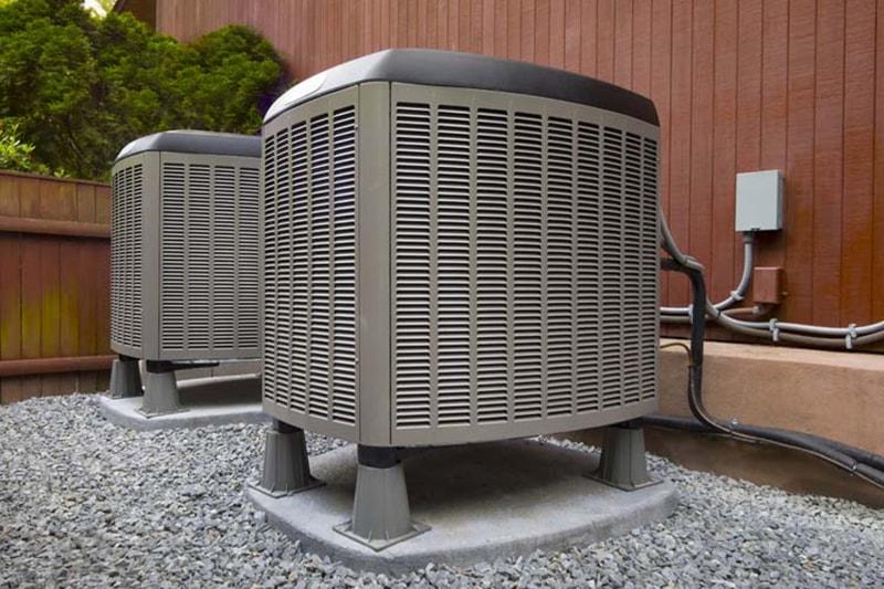 HVAC Heating and AC Unit
