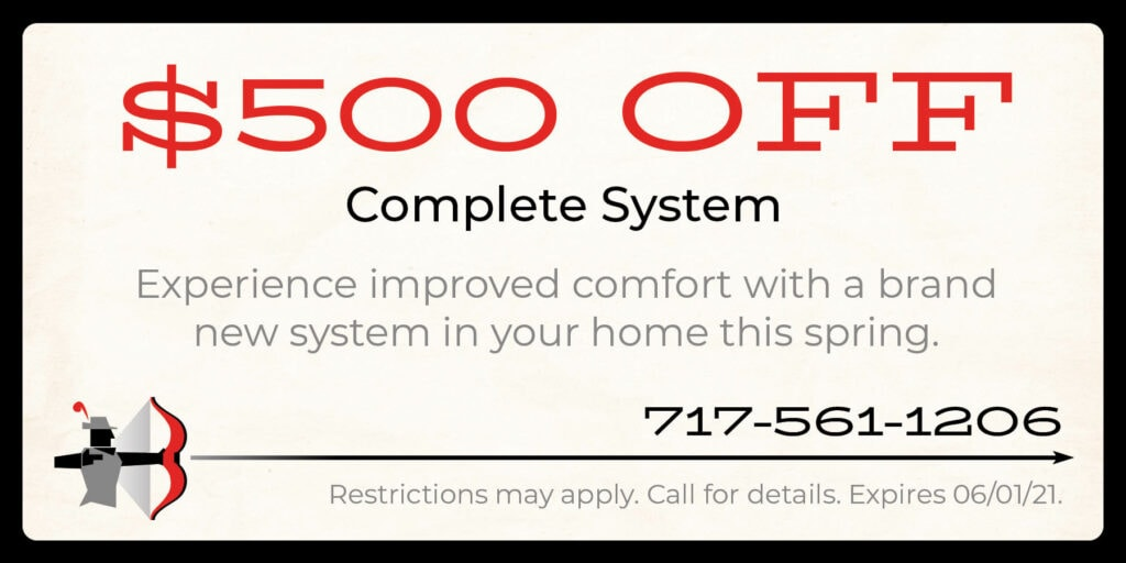 500 complete system