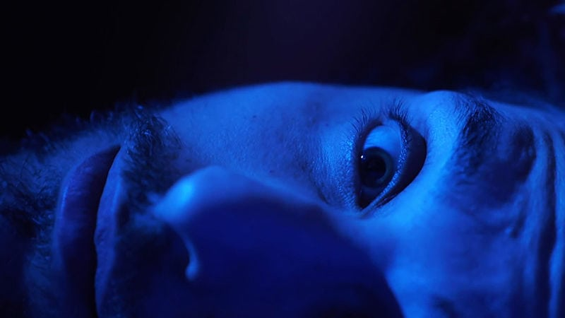 Man Can't Sleep at night due to AC making a scary noise
