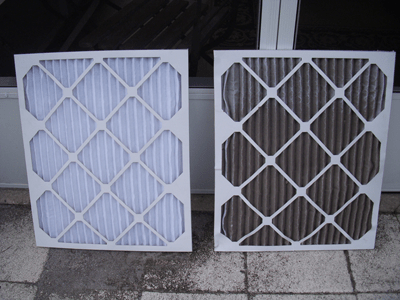 Replace your dirty filter